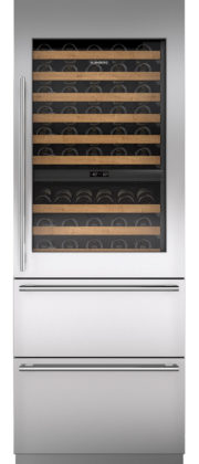 Product ICBIW-30R wine_storage_refrigerator_drawers