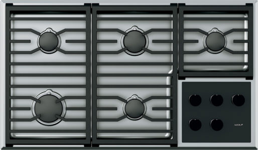 Product ICBCG365T-S transitional gas cooktop