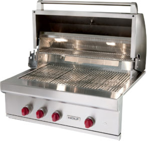 Product ICBOG36 outdoor grill