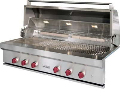 Product ICBOG54 outdoor grill