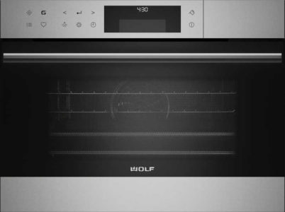 ICBCSO24TE-S-TH E Series Transitional Convection Steam Oven