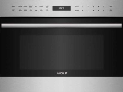 ICBMDD24TE-S-TH E Series Transitional Microwave Oven