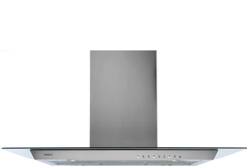 ICBVW36G Wall Hood Glass