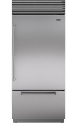 ICBBI-36UID Over and Under Refrigerator-Freezer