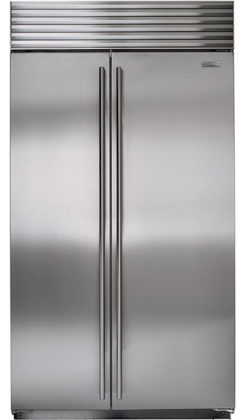 ICBBI-42S Side by side Refrigerator-Freezer