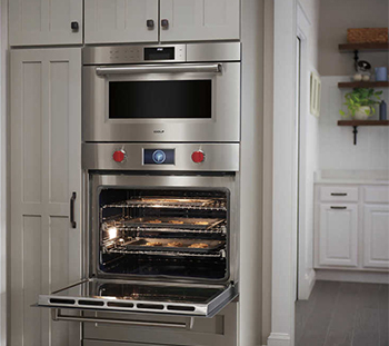 wolf M-series ovens